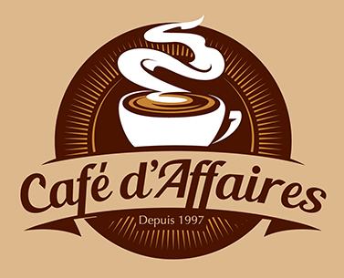 Café d'Affaires Logo